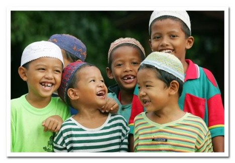 muslim_children_thai