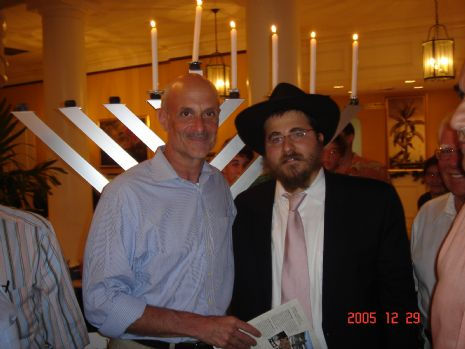 michael chertoff chabad 2