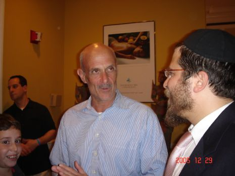 michael chertoff chabad