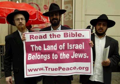 Jews-Israelsign