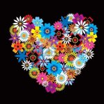 11487801-heart-shape-made-out-of-colourful-flowers