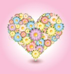 3296218-41372-floral-heart-made-of-flowers-isolated-on-pink-background