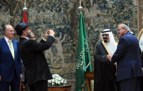 Saudi King and the Rabbi