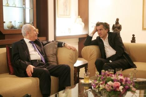 BHL/Netanyahu