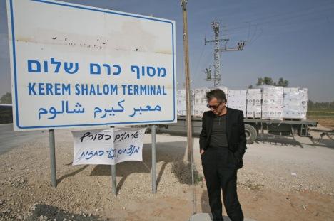 BHL en Israël